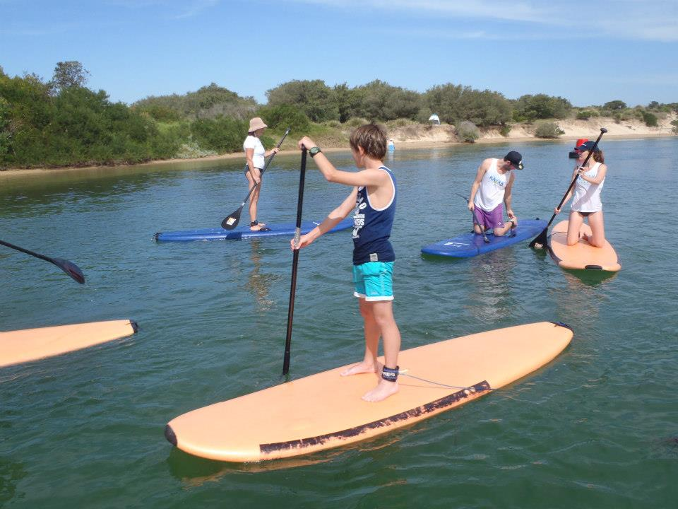 SUP (Stand Up Paddle) Board Day hire HARD or SOFT BOARD (Broulee)